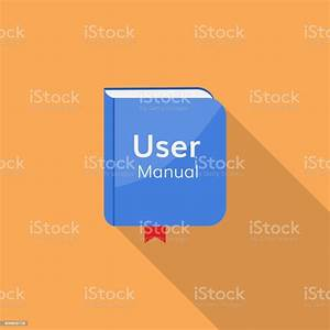 User Guide Manual Vector Icon Stock Illustration