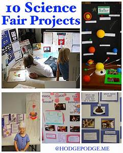 10 Science Fair Project Ideas