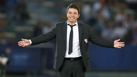 Marcelo GALLARDO talks about coaching the Argentina ...