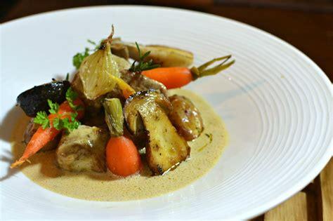 recette de cuisine de chef étoilé blanquette de veau aux cèpes la version gastronomique de