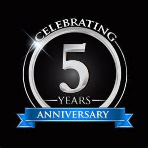 celebrating 5 years of business contract resolve premier commercial collection firm