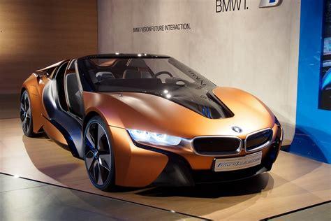 Modifikasi Bmw I8 Coupe by Produksi Bmw I8 Spyder Mundur Hingga Tahun 2017 2018