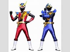 Crimson and Navy Ninninger for DerpMP6 by Greencosmos80 on