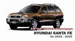 Hyundai Santa Fe 2006 : oem genuine parts front chrome hood radiator grill for hyundai 2002 2005 santafe ebay ~ Medecine-chirurgie-esthetiques.com Avis de Voitures