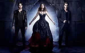 Supernatural The Vampire Diaries Wallpaper