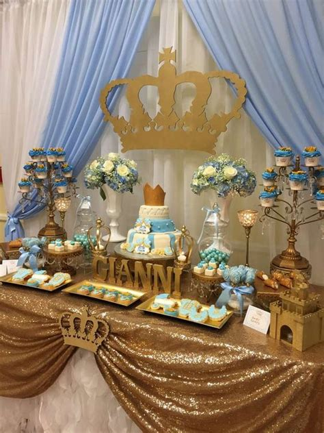 royal themed baby shower ideas 35 boy baby shower decorations that are worth trying digsdigs
