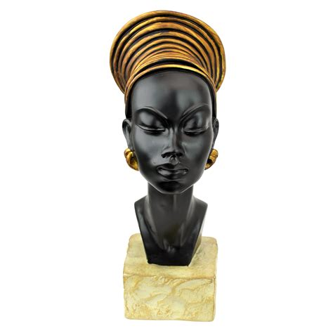 design toscano nubian kandake sculptural bust reviews