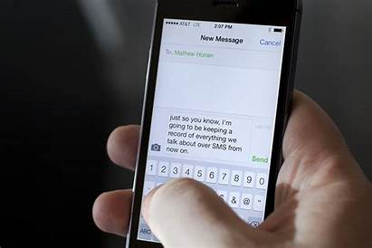 Iphone Sms Text Messages Wired Texting Recall