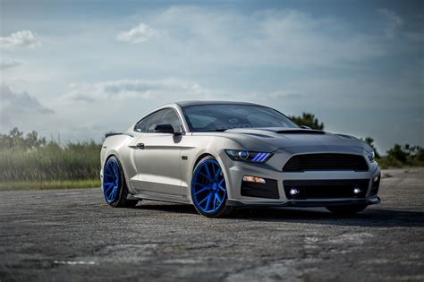 2018 Roush Performance Mustang Gt Gallery Ford Mustang
