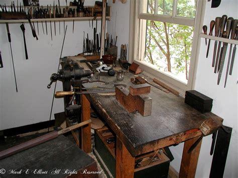 gunsmith area reloading room tool bench workshop