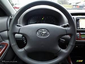 2002 Toyota Camry Xle V6 Steering Wheel Photos