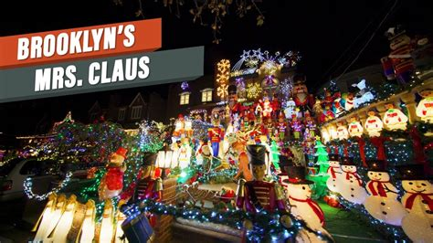 largest christmas lights displays photos s dyker lights is nyc s display