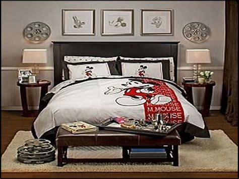 Disney Bedrooms by Themed Bedrooms For Adults Disney Mickey Mouse Bedroom