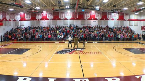 Wcco Viewers' Choice For Best High School Gym In Minnesota