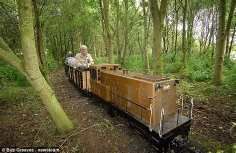 Ride On Backyard Trains - shelling out 163 22 000 on building railway track in your own