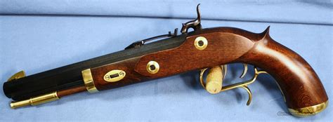 traditions frontier single percussion rifle 50 ca traditions trapper single blackpowder percussion p
