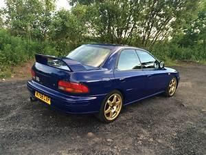Sold   1996 Subaru Impreza Wrx V