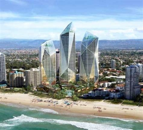 Triple tower approved on Gold Coast: DBI Design and