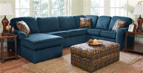 blue sectionals for blue sectional sofa with chaise home the honoroak