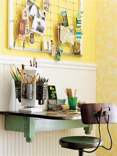 small desk ideas diy diy home office small spaces decorating your small space