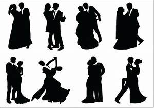 Groom Silhouette Clipart