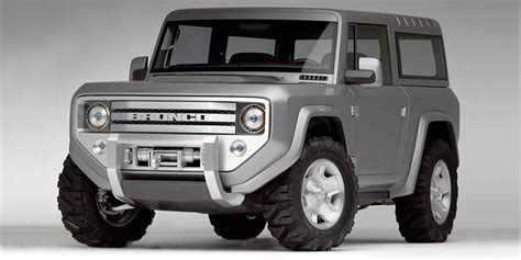 ford bronco production  start   ford authority
