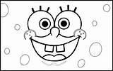 Coloring Rectangle Sponge Bob Spongebob Birthday Vinyl Printables sketch template