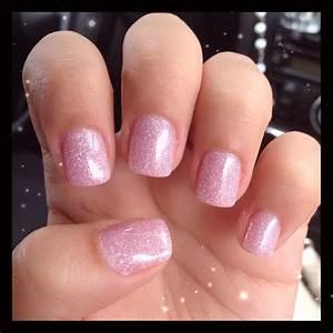 Glitter acrylic nails!   Nailz.   Pinterest   Glitter ...