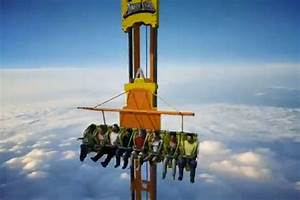 The Biggest Roller Coaster Drop In The World