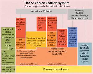 Information in English language - Education System