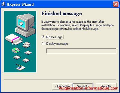 choisir un si鑒e auto windows xp créer des archives auto extractibles