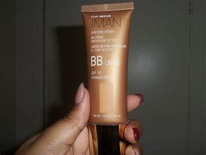 Foundation Iman Bb Cream Thing Touching Glamour