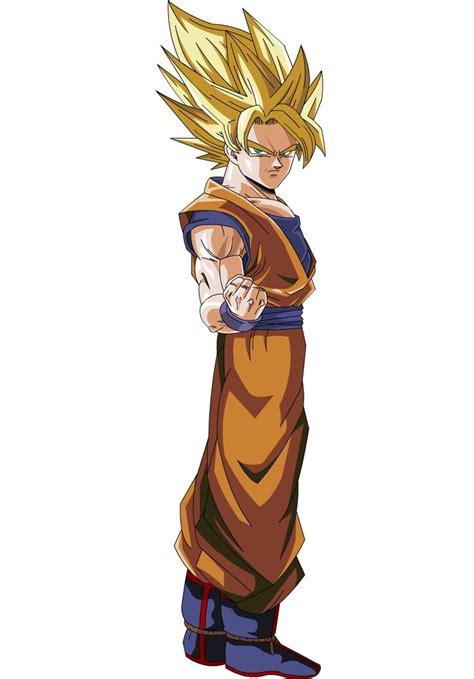 Dragon Ball Z Background Goku Images Goku Fan Art Hd Wallpaper And Background Photos 35791805