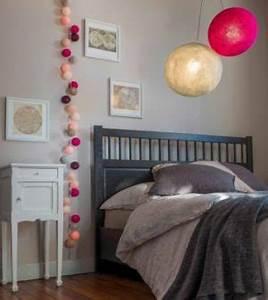Guirlande Deco Chambre : guirlande lumineuse chambre ~ Teatrodelosmanantiales.com Idées de Décoration