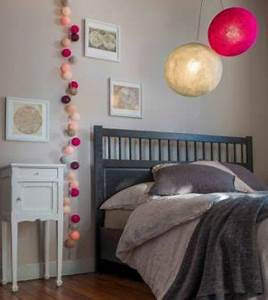 Guirlande Lumineuse Salon : guirlande lumineuse chambre ~ Melissatoandfro.com Idées de Décoration