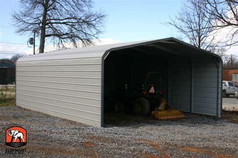 Cheap Car Ports by Cheap Garage For Diy Repairs Carport