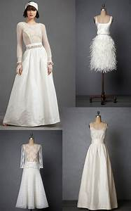 bhldn wedding dress separates for vintage inspired brides With wedding dress separates
