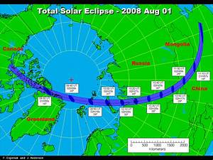 Viewer U0026 39 S Guide  Aug  1 Solar Eclipse