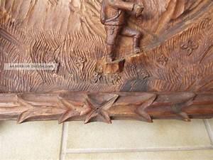 Antike Esstische Holz : antike originale biedermeier panorama schnitzerei aus holz 19 jhd ~ Michelbontemps.com Haus und Dekorationen
