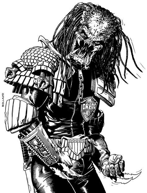 Pin by Eddzine on PICTURES | Predator art, Predator alien