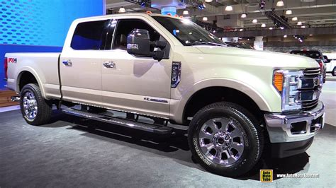 ford  super duty king ranch exterior