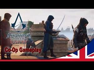 Assassin's Creed Unity Co-op Heist Mission Commented demo ...