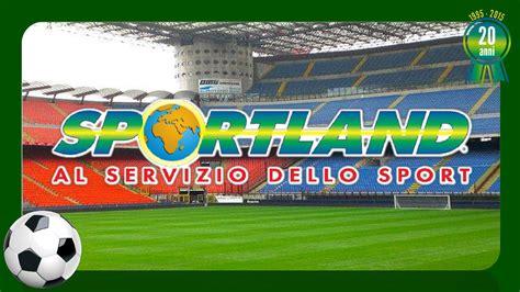 Sportland Calcio - Presentazione Aziende by InternationalFootballEvents.com - Issuu