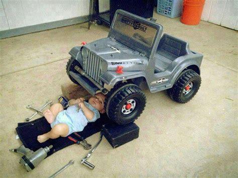 jeep baby future mechanic ewillys