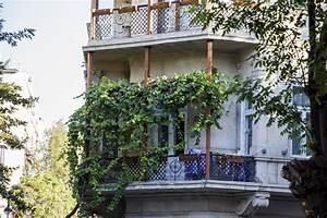 balkongestaltung mit sichtschutz die besten ideen With französischer balkon mit gartenzaun ideen gestaltung