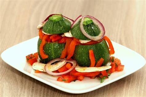 cuisine des legumes recette de légumes cuits farcis aux légumes crus rapide