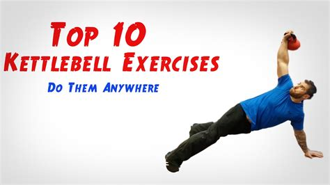 exercises kettlebell