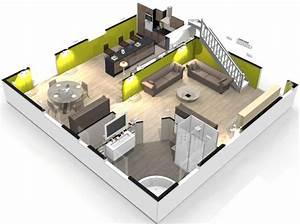 Homebyme un super site pour creer sa maison en 3d elle for Creer sa maison en 3d