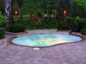 24 small swimming pool designs decorating ideas design With swimming pool designs for small yards