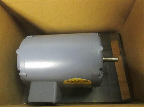 baldor   hp electric motor   ph  rpm